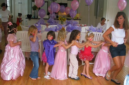 Kids Parties Dj Johnny K